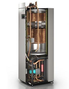 Nový typ zemního tepelného čerpadla EcoHeat 300