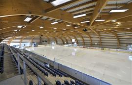 Rekonstrukce zimního stadionu v Jičíně