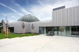 Přírodovědné exploratorium - rekonstrukce a dostavba