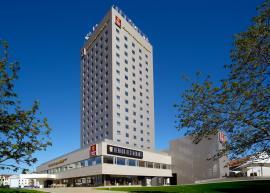 Rekonstrukce hotelu Gomel, České Budějovice