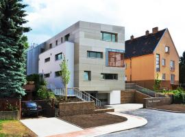 Energeticky pasivní bytová Vila Pod Altánem