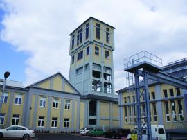 Zpřístupnění kulturní památky těžní věže dolu Kukla v Oslavanech