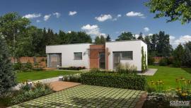 Typový rodinný dům Alegro C
