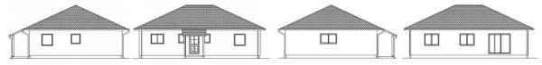 Pohledy - bungalov Ruda