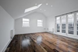 Dobře prosvětlená místnost zlepšuje kvalitu bydlení