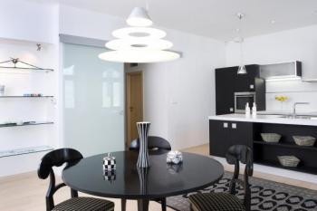 Moderně vybavený interiér