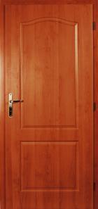 Interiérové dveře profilované Claudius, PVC olše