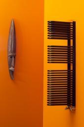 Koupelnový radiátor Black Mamba