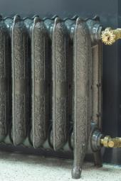 Litinový retro radiátor ArtDeco mini