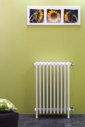 Litinový retro radiátor Biaxo