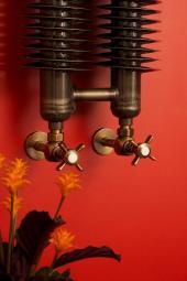 Radiátory Laurens Spiralix double - radiátor z vinutých trubek