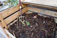 Kompost je důležitý na každé zahradě