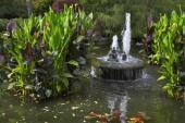 Fontánky a vodotrysky musíme zazimovat, aby nepopraskalo potrubí