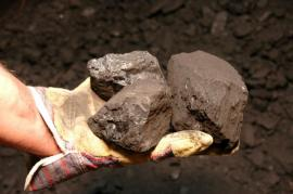 Hnědé uhlí