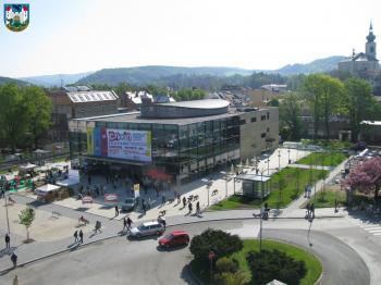Budova společenského centra UFFO v Trutnově