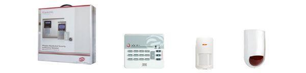 Alkom Security - prvky bezpečnostního systému