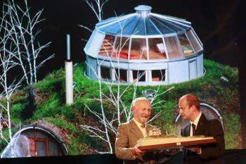 Fotografie z předávání hlavní ceny