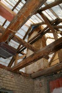 Rekonstruovaný krov