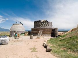 Stavba pasivního domu z odpadů - zcela nová dimenze úspor