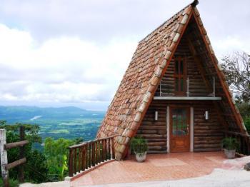 Rekreační chata s nádhernou vyhlídkou