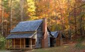 Kouzlo podzimu na chatě