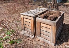 S kompostem pracujeme po celý rok