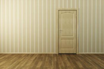 Když jsou dveře sladěné s interiérem, teď ještě vybrat vhodný nábytek