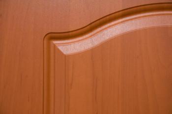 Kvalitní provedení povrchu dveří - detail