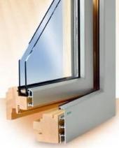 Profil dřevěného okna Luxus IV 86