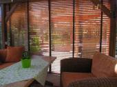 Hliníkové interiérové horizontální žaluzie