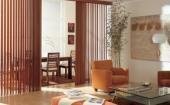 Verikální interiérové žaluzie