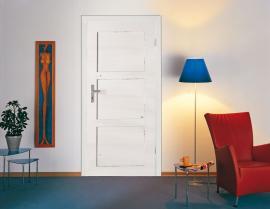 Dveře před renovací
