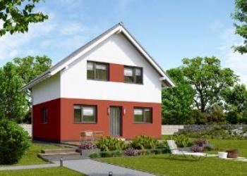 Typový rodinný dům Living 100
