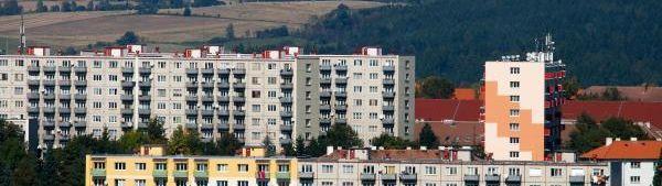 Panelové bytové domy