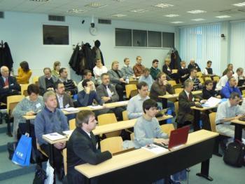 Fotografie ze semináře