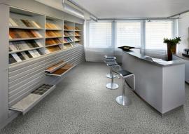 Vinylová plovoucí podlaha s dekorem kamene