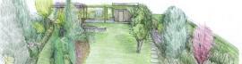 Návrh zahrady