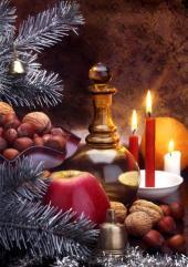 Tradiční výzdoba a osvětlení