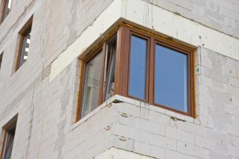 Usazená okna