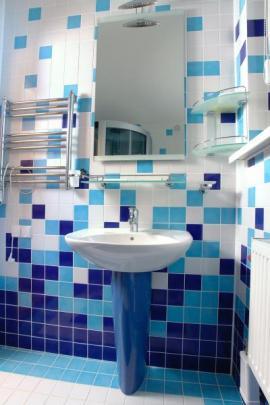 Rekonstrukcí dostane koupelna zcela novou tvář, ale i funkce