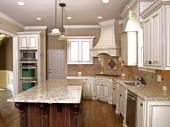 Moderní kuchyně v retro stylu