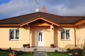 Novostavba bungalovu