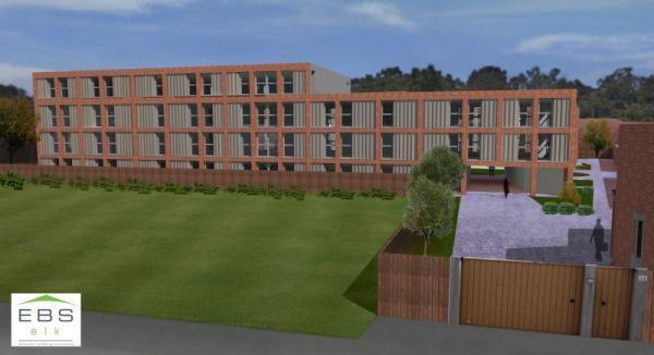 Nové studentské koleje v Oxfordu
