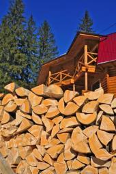 Měkké smrkové dřevo