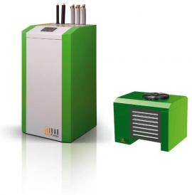 Tepelné čerpadlo vzduch - voda IVAR.HP AW