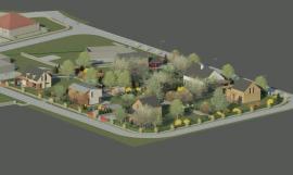 Vizualizace vzorových domků