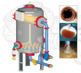 Odstranění baktérie Legionella