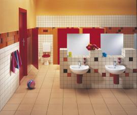 Dětská koupelna