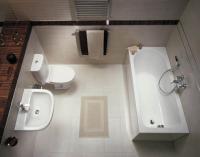 Série keramiky Primo pro malé koupelny