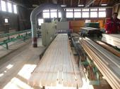 Výroba střešních latí
